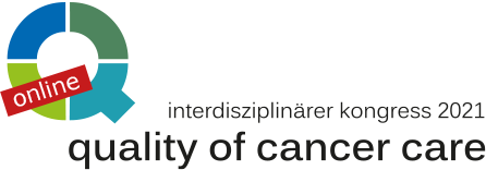 Interdisziplinärer Kongress 2021 Online. Quality of Cancer Care